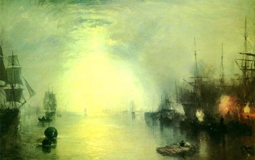 英最伟大画家晚年重要作品将亮相泰特美术馆(图)