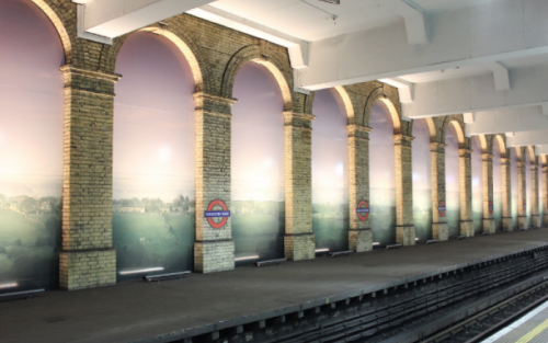 伦敦地铁站有大玄机!留学英国的你没发现?