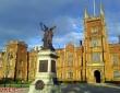 贝尔法斯特女王大学雕塑