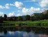 巴斯大学湖水