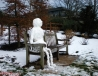 巴斯大学雪人