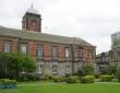 邓迪大学校园图