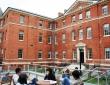 伍斯特大学校园图