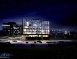龙比亚大学校园图