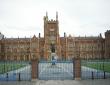 贝尔法斯特女王大学校园图