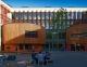 安格利亚鲁斯金大学校园图
