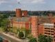 谢菲尔德大学校园图