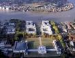格林威治大学鸟瞰图