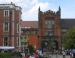 伦敦大学亚非学院校园