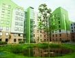 布拉德福德大学 宿舍区公寓型