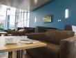 亚伯大学宿舍公共学习室